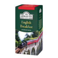 Чай Ahmad Tea English Breakfast чёрный 25п