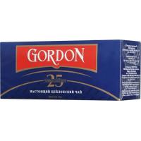 Чай Gordon черный байовый мелколистовой 25п
