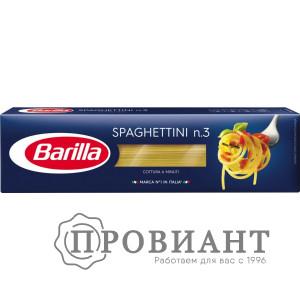Макаронные изделия Barilla Spaghettini N.3 450г