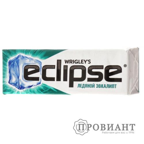 Жевательная резинка Eclipse ледяной эвкалипт 14,0 г