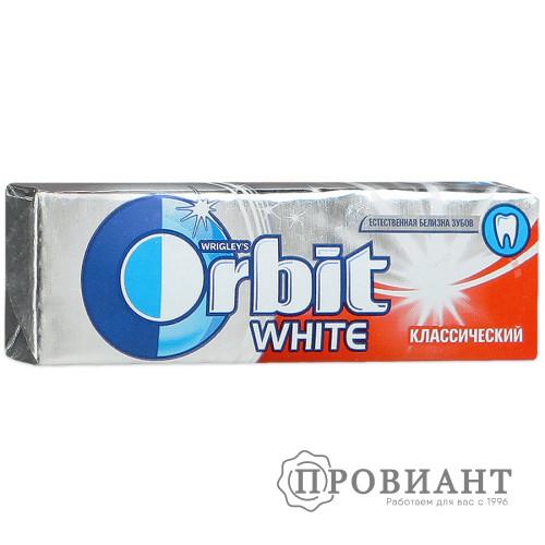 Жевательная резинка Orbit классический 14,0г