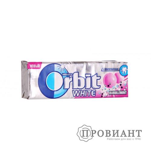 Жевательная резинка Orbit bubblemint 14,0г