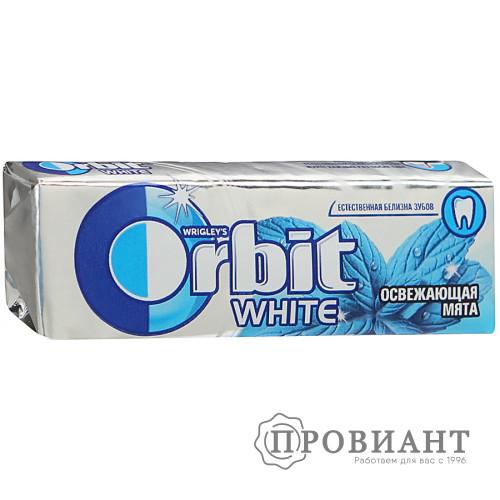 Жевательная резинка Orbit освежающая мята 14,0г
