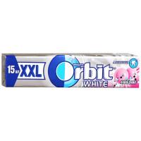 Жевательная резинка Orbit XXL bubblemint 20,4г