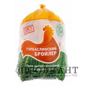 Тушка цыпленка-бройлера Турбаслинский бройлер (вес)