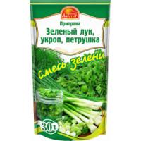 Приправа Русский аппетит смесь зелени 30г