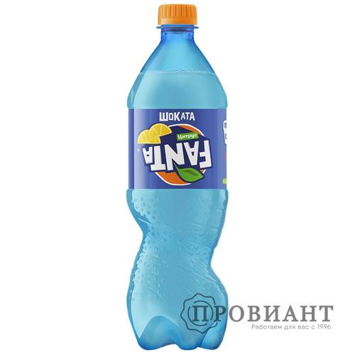 Газированный напиток Fanta цитрус 0,9л
