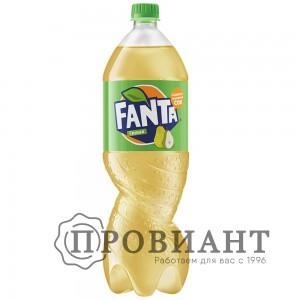 Газированный напиток Fanta груша 0,9л