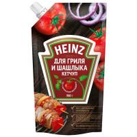 Кетчуп Heinz для гриля и шашлыка 0,350кг