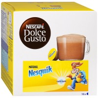 Капсулы Nescafe Dolce Gusto Nesquik 16 штук