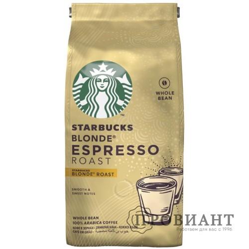 Кофе Starbucks Blonde в зернах 200г