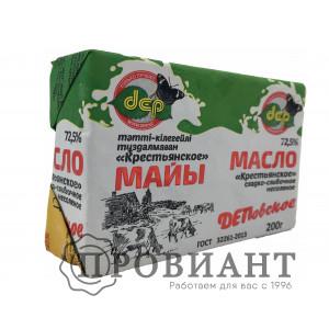 Масло ДЕП крестьянское 200г