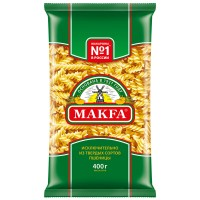Макаронные изделия Makfa спирали 400г