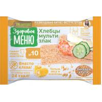 Хлебцы Здоровое меню многозерновые 90г