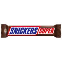 Батончик шоколадный Snickers Super 95г