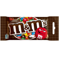 Драже M&M's с молочным шоколадом 45г