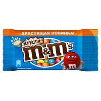 Драже M&М's криспи 36гр