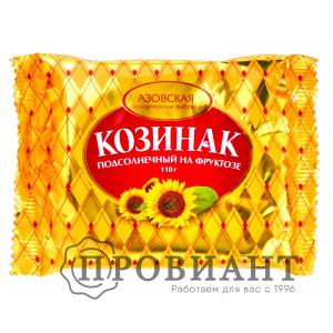 Козинак Азовская кондитерская фабрика подсолнечный на фруктозе 110г