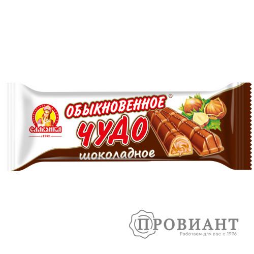 Вафельная конфета Обыкновенное чудо шоколад 55г
