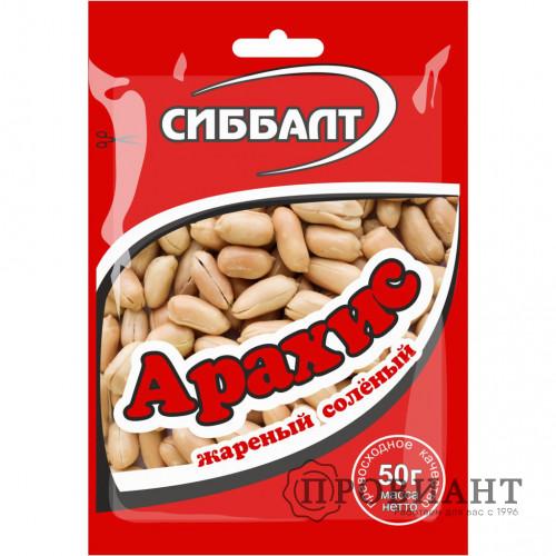Арахис соленый Сиббалт 50г