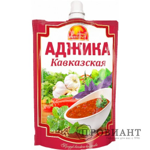 Аджика кавказская Русский аппетит 120г