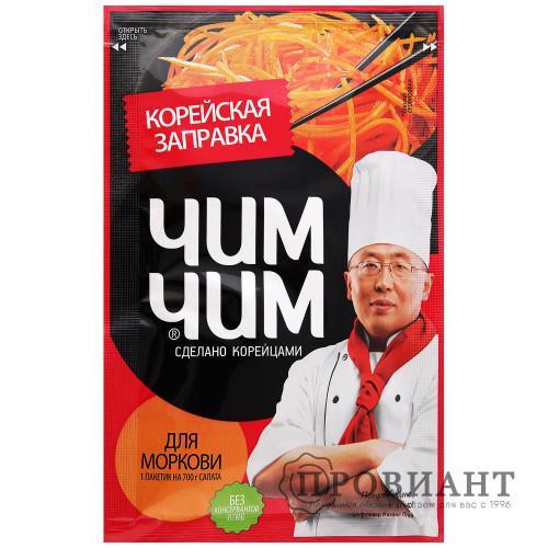 Корейская заправка Чим-Чим для моркови 60г