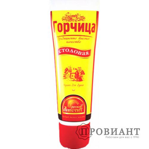 Горчица столовая Русский аппетит 50г