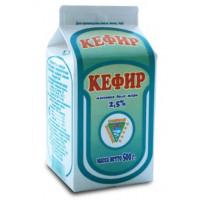 Копейский кефир 2,5% 0,5л БЗМЖ