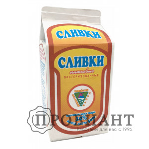 Копейские сливки 10% 0,5л БЗМЖ