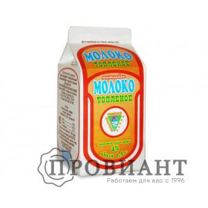 Копейское молоко топленое 4% 0,5л БЗМЖ