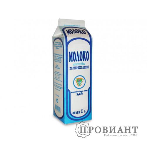 Копейское молоко 3,2% 1л БЗМЖ