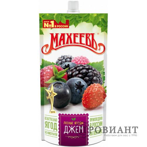 Джем Махеевъ лесные ягоды 300г