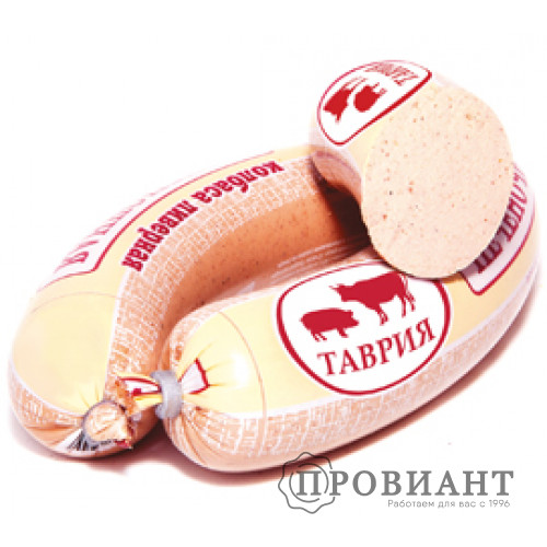 Колбаса Таврия ливерная (вес)