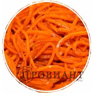 Морковь по-корейскии (вес)