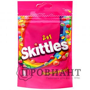Драже Skittles 2в1 100г