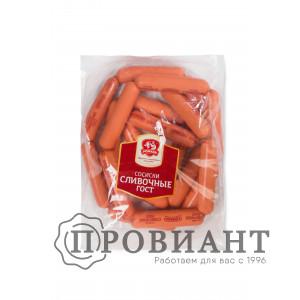 Сосиски Ромкор сливочные ГОСТ (вес)