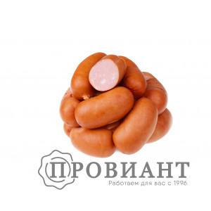 Шпикачки Ромкор говяжьи (вес)
