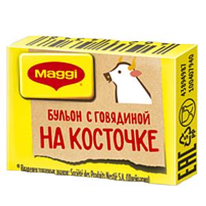 Бульонный кубик Maggi говядина на косточке 9г