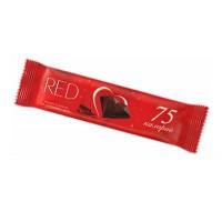 Шоколадный батончик RED темный шоколад 26г