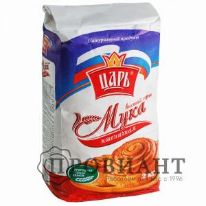 Мука Царь пшеничная высший сорт 2кг