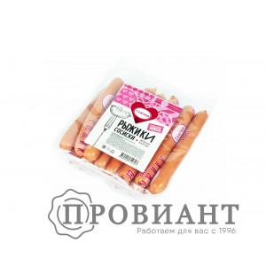 Сосиски Таврия рыжики (вес)