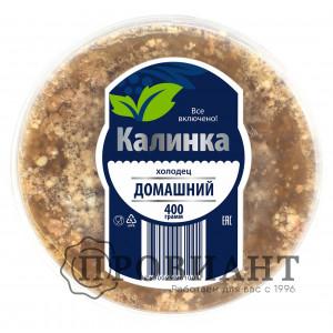 Холодец Калинка домашний 400г