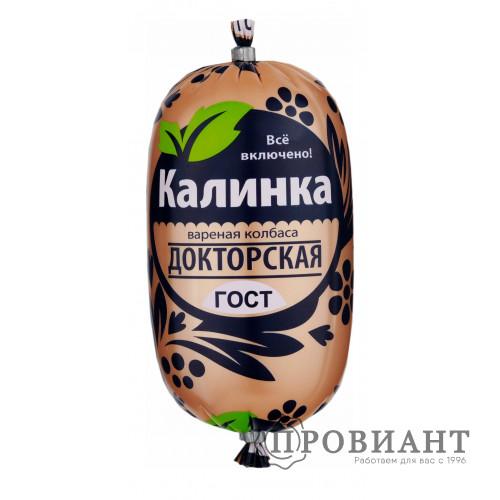 Колбаса Калинка докторская ГОСТ 400г