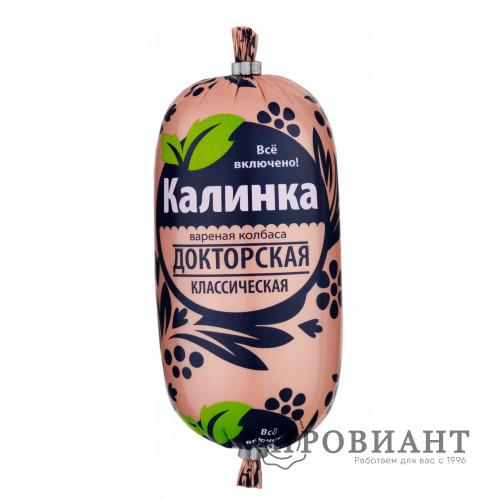Колбаса Калинка докторская классическая 400г
