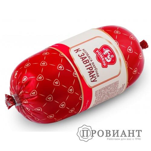 Колбаса Ромкор к завтраку 400г