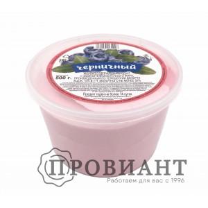 Десерт творожный черника 500г СЗМЖ