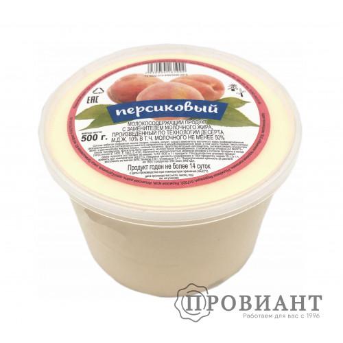 Десерт творожный персик 500г СЗМЖ