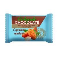 Мультизлаковые конфеты Co barre de Chocolat миндаль (вес)