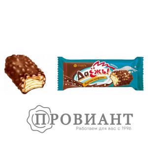 Конфета ДаЕжъ! с карамелью, сливками и криспи (вес)