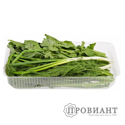 Зелень МИКС (укроп,петрушка,зеленый лук) ~ 300гр